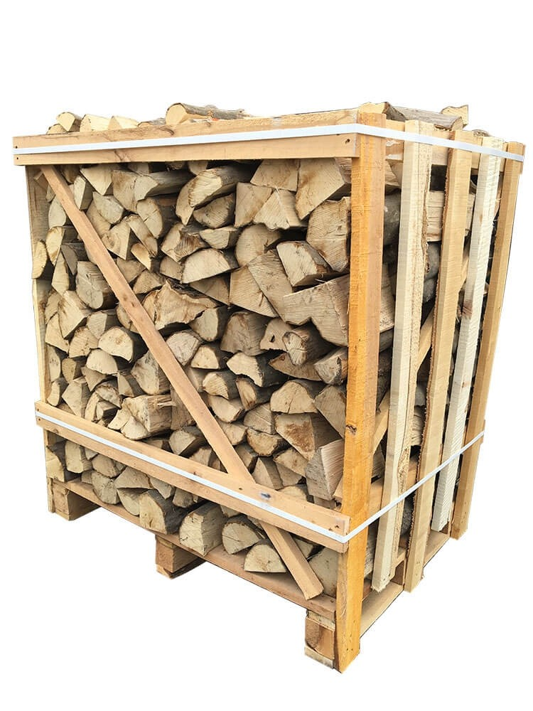 Crate Kiln Dried <b>Ash</b>