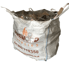 Bulk Bag Kiln Dried Hardwood Logs <b>Birch</b>