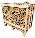 Crate Kiln Dried Hardwood Logs <b>Birch</b>