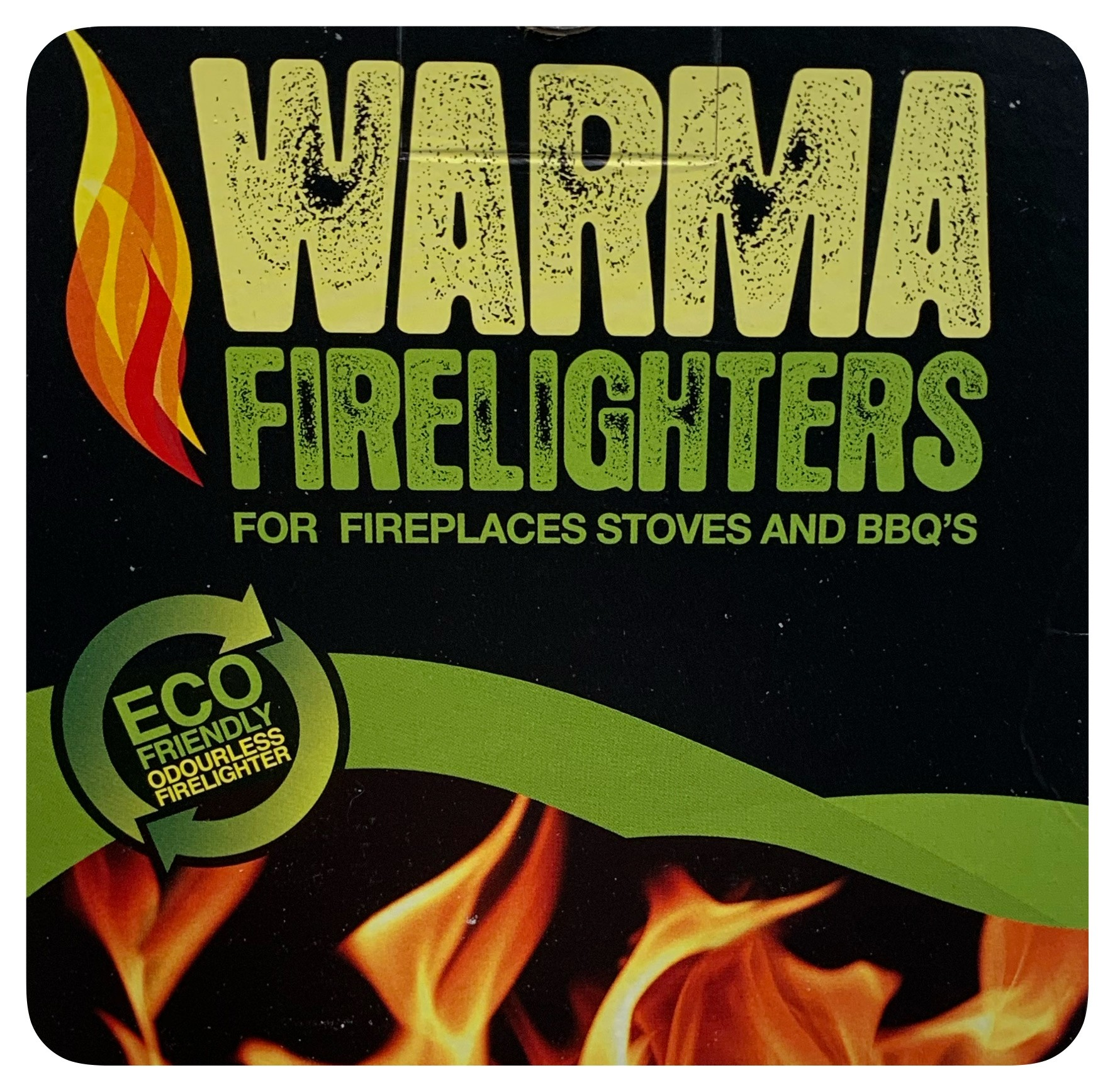 Eco Warma Firelighters