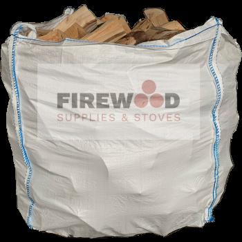 1m3 Bag Kiln Dried Hardwood Logs Ash