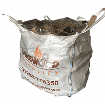 Bulk Bag Kiln Dried Birch