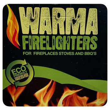 Eco Warma Firelighters