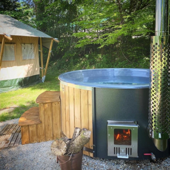 Burford Deluxe 5-6 Person Eco Tub